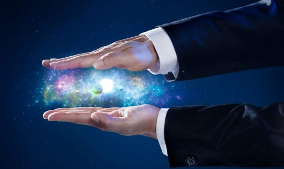 HandLight_Businessman_Universe